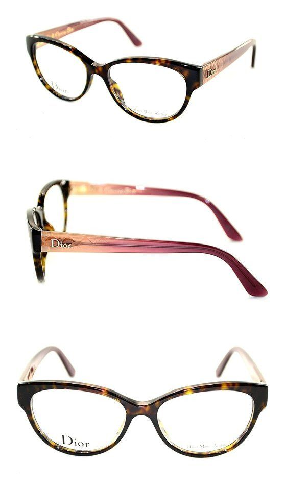44220aca21 Christian Dior 2536 49 Black and Gold Authentic Men Vintage Eyeglasses Frame   apparel  eyewear  christiandior  pres…