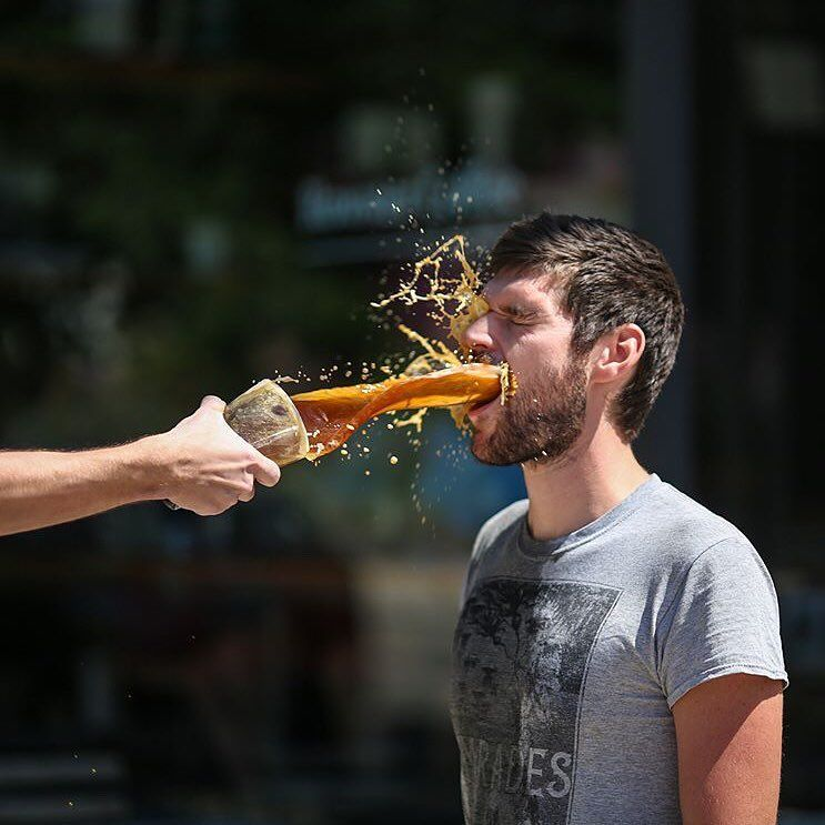 Dont try this at home great job rowstercoffee