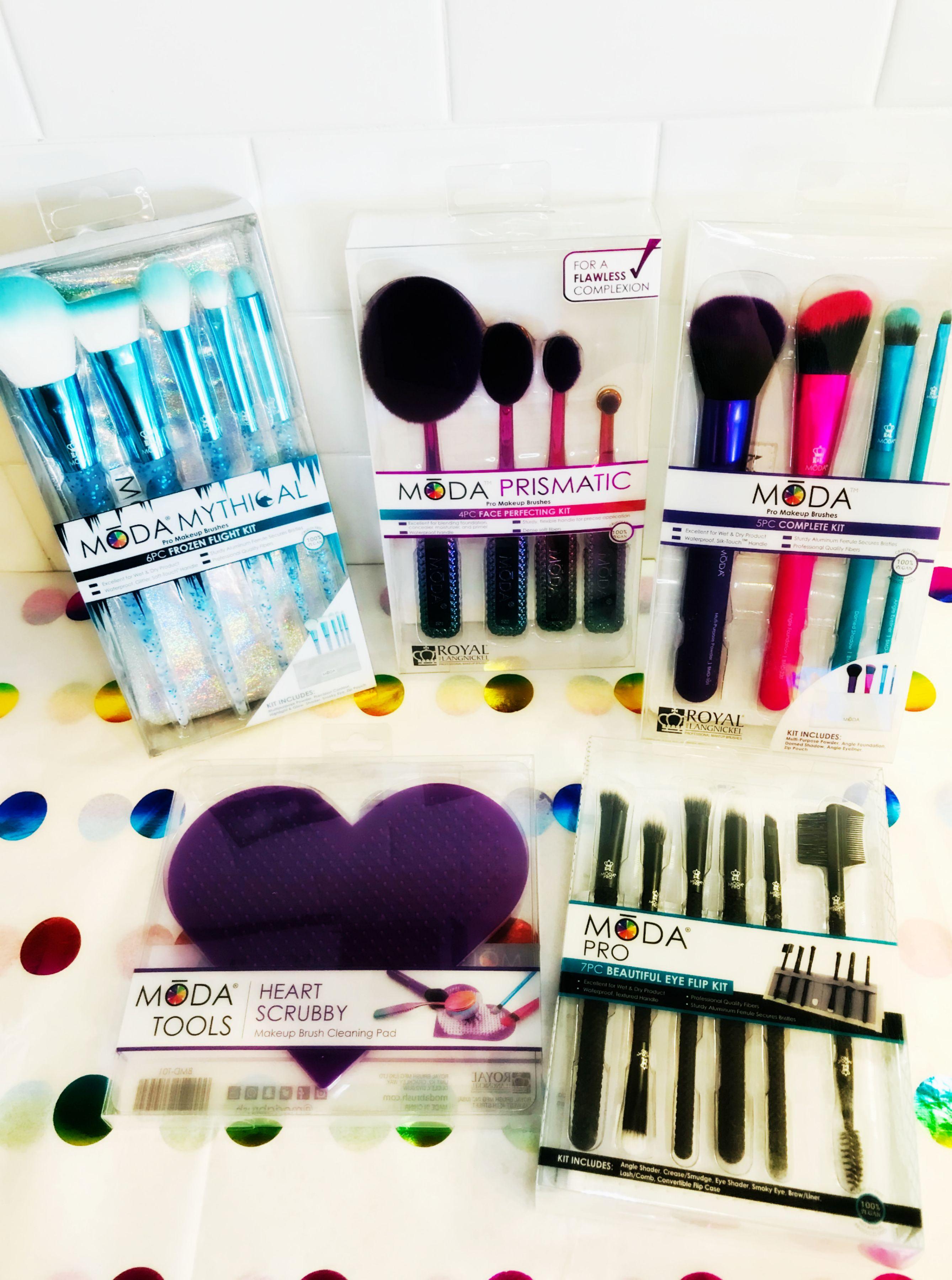 Beautiful Brushes from MŌDA to Beautify You! ModaMavens