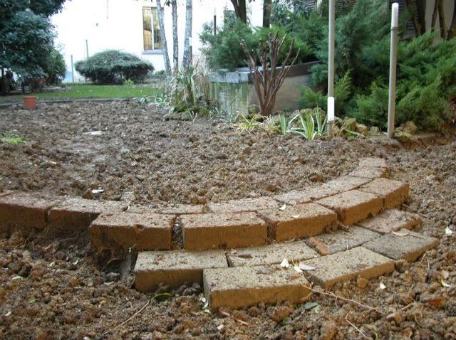 Costruire dei gradini in giardino cerca con google scalini in giardino pinterest scale - Scale per giardini ...