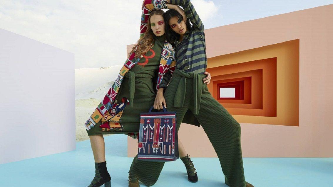 La multiculturalità di #StellaJean nella capsule per #Benetton http://www.theauburngirl.com/la-multiculturalita-di-stella-jean-nella-capsule-per-benetton/