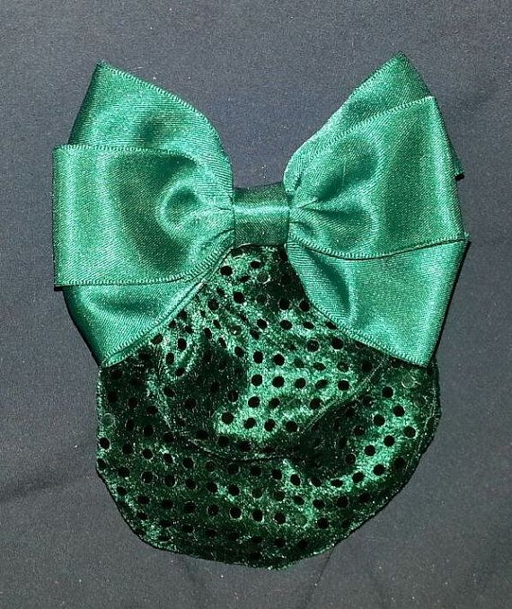 Hunter Wired Ribbon Bow with Velour Confetti Dot by GirlsAreUs ...