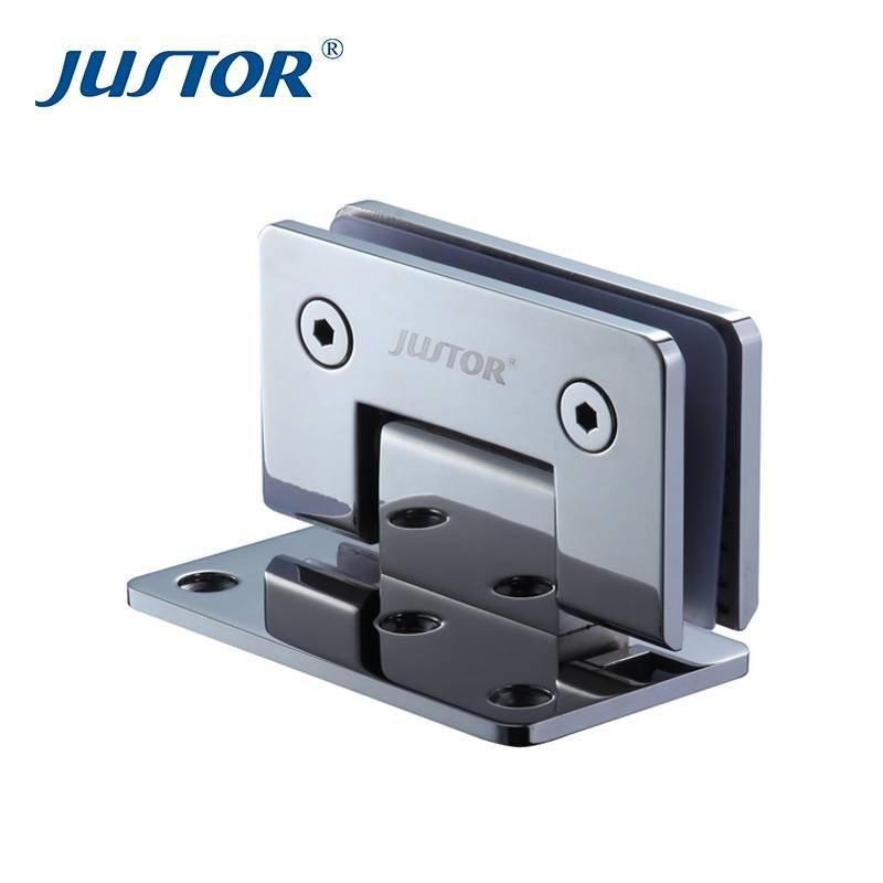 Bathroom Clip Ju W102 In 2020 Glass Door Hinges Glass Bathroom Door Repair