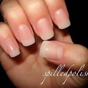 New Powder Gel Nails Spilledpolish
