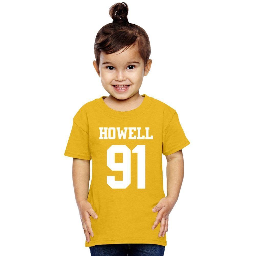 Howell 91 Toddler T-shirt