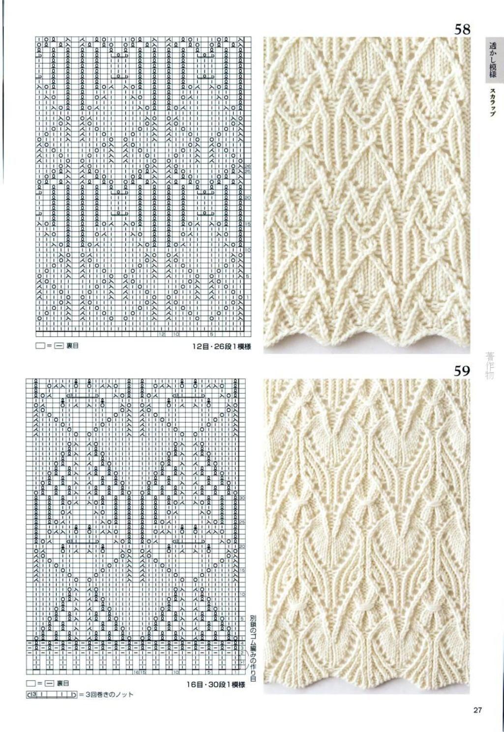 Pin de Carolina Escorcia en Crochet | Pinterest | Patrones japoneses ...