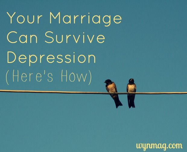 Your Marriage Can Survive Depressionu2014Hereu0027s How - Wyn Magazine - quantitative chemical analysis