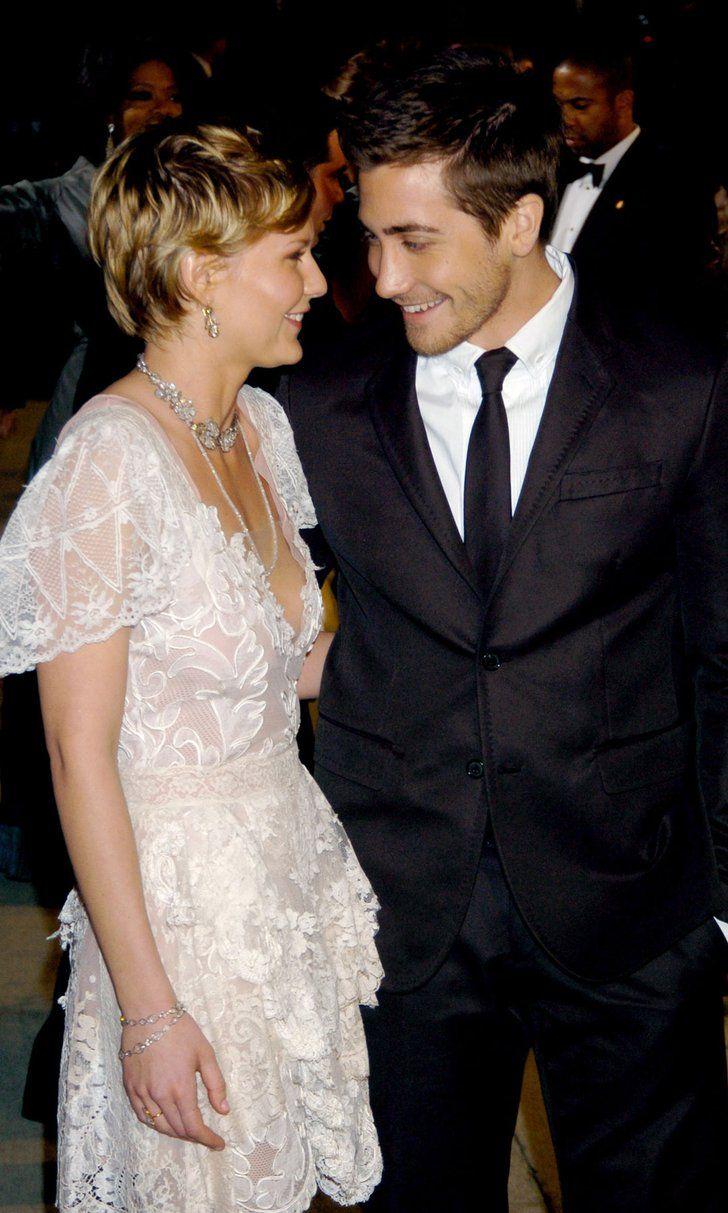 Jake Gyllenhaal Used to Look at Kirsten Dunst the Way We Look at Food