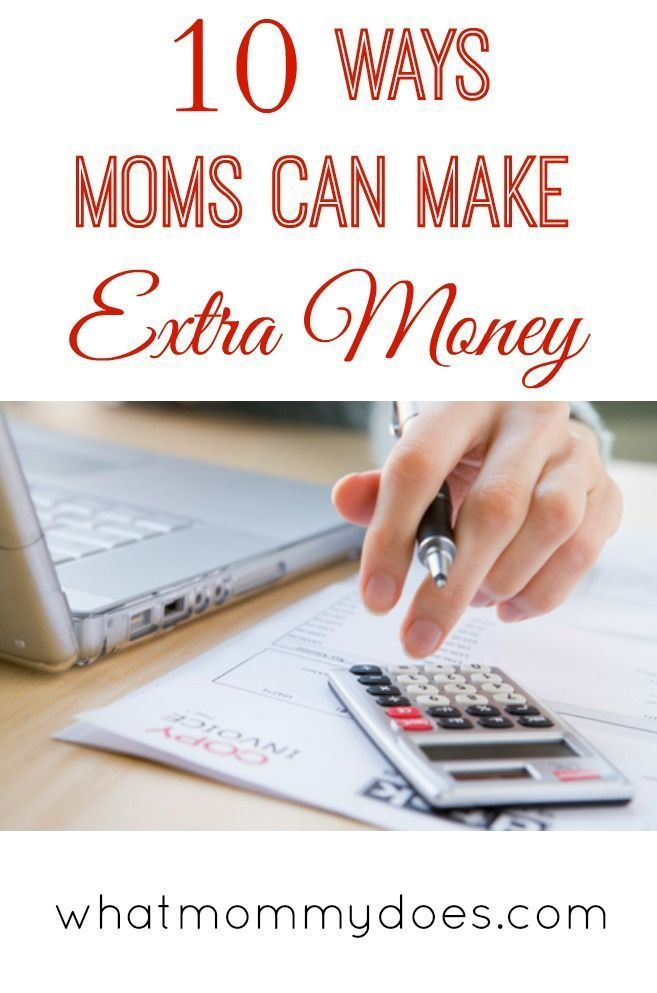 10 home business ideas for moms make money on the side business