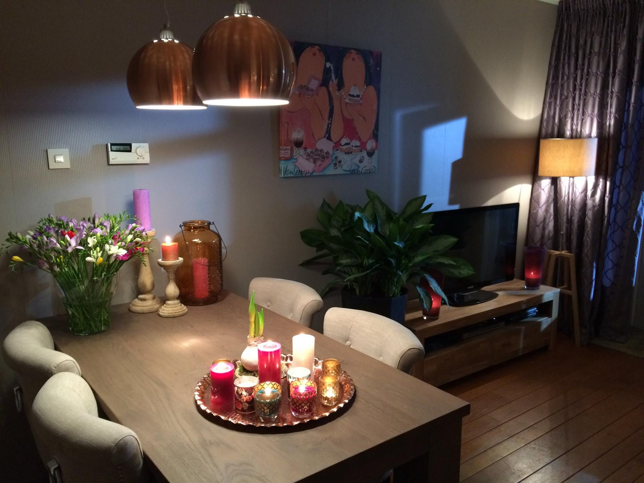 Tuinverbouwing Nieuwe Vloer : Cosy restyling livingroom bij robs grote tuinverbouwing home