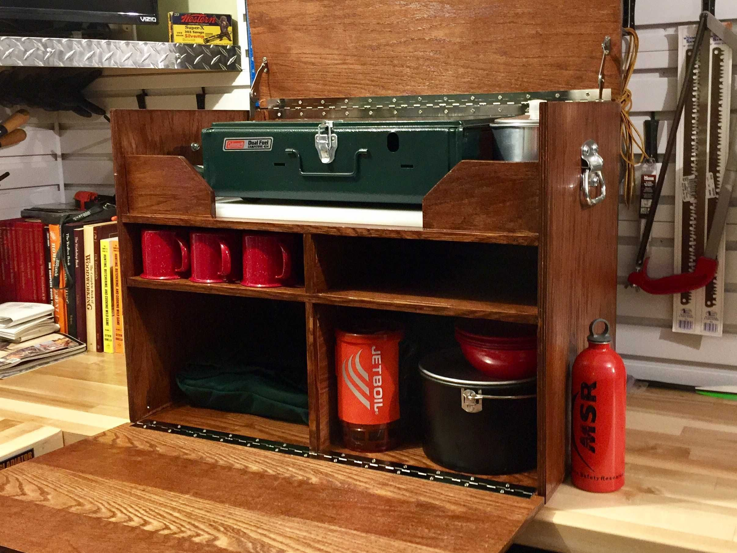 Brilliant Motorhome Organization And Storage Ideas 7 Home