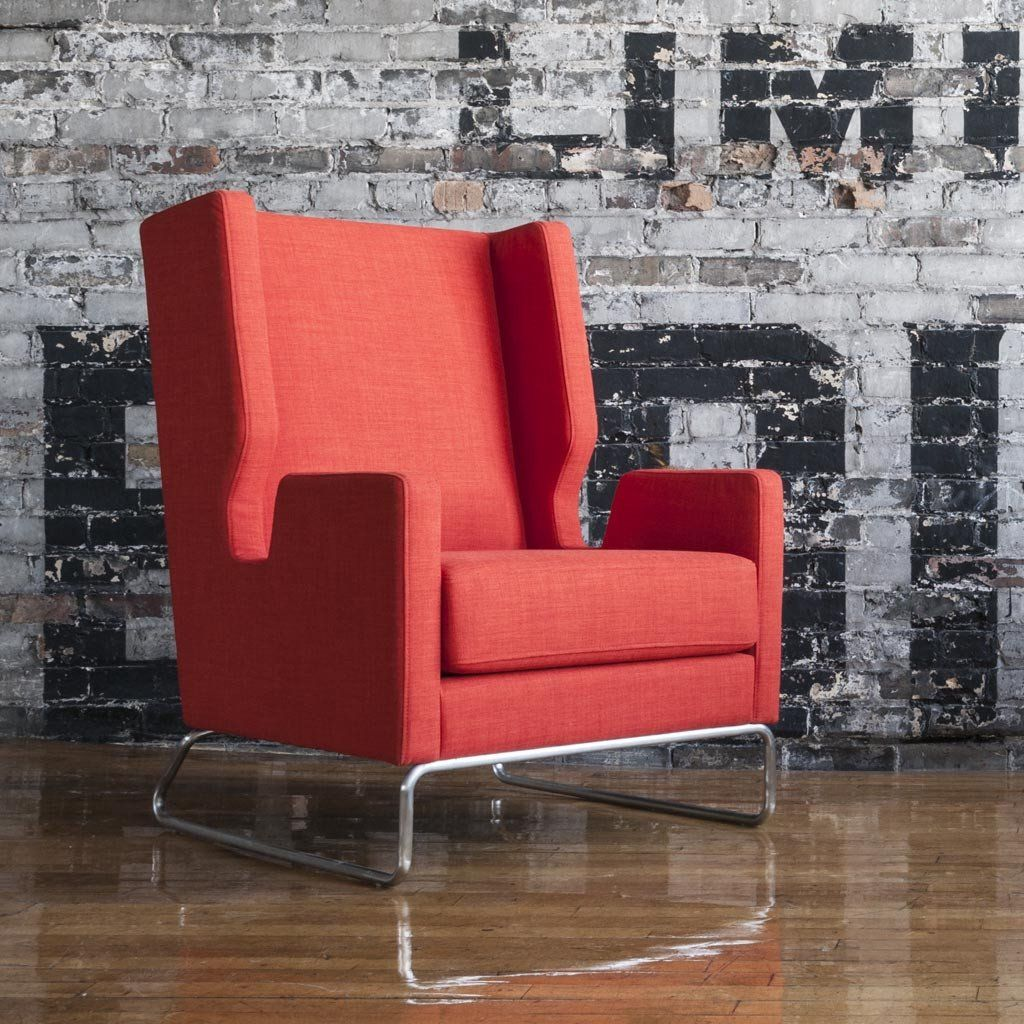 Danforth chair in assorted colors design by gus modern