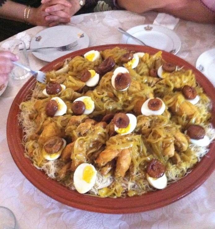 Rfissa brziza - Maroc cuisine traditionnel ...