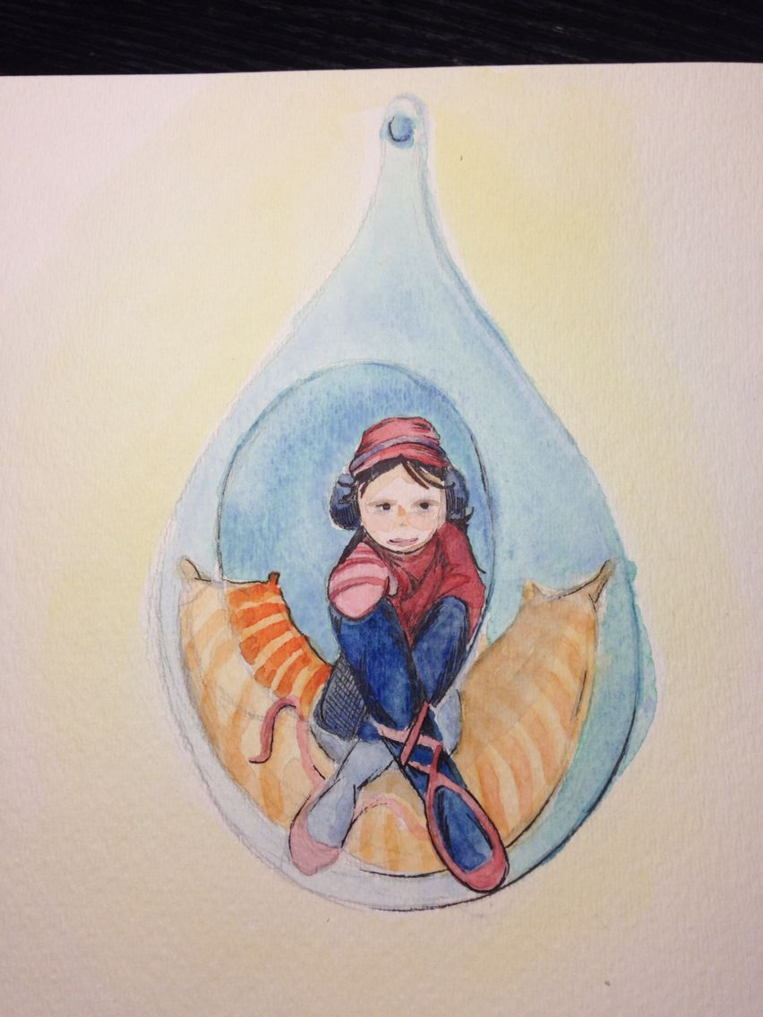 Illustration Watercolour Children S Book Drawing Childrens