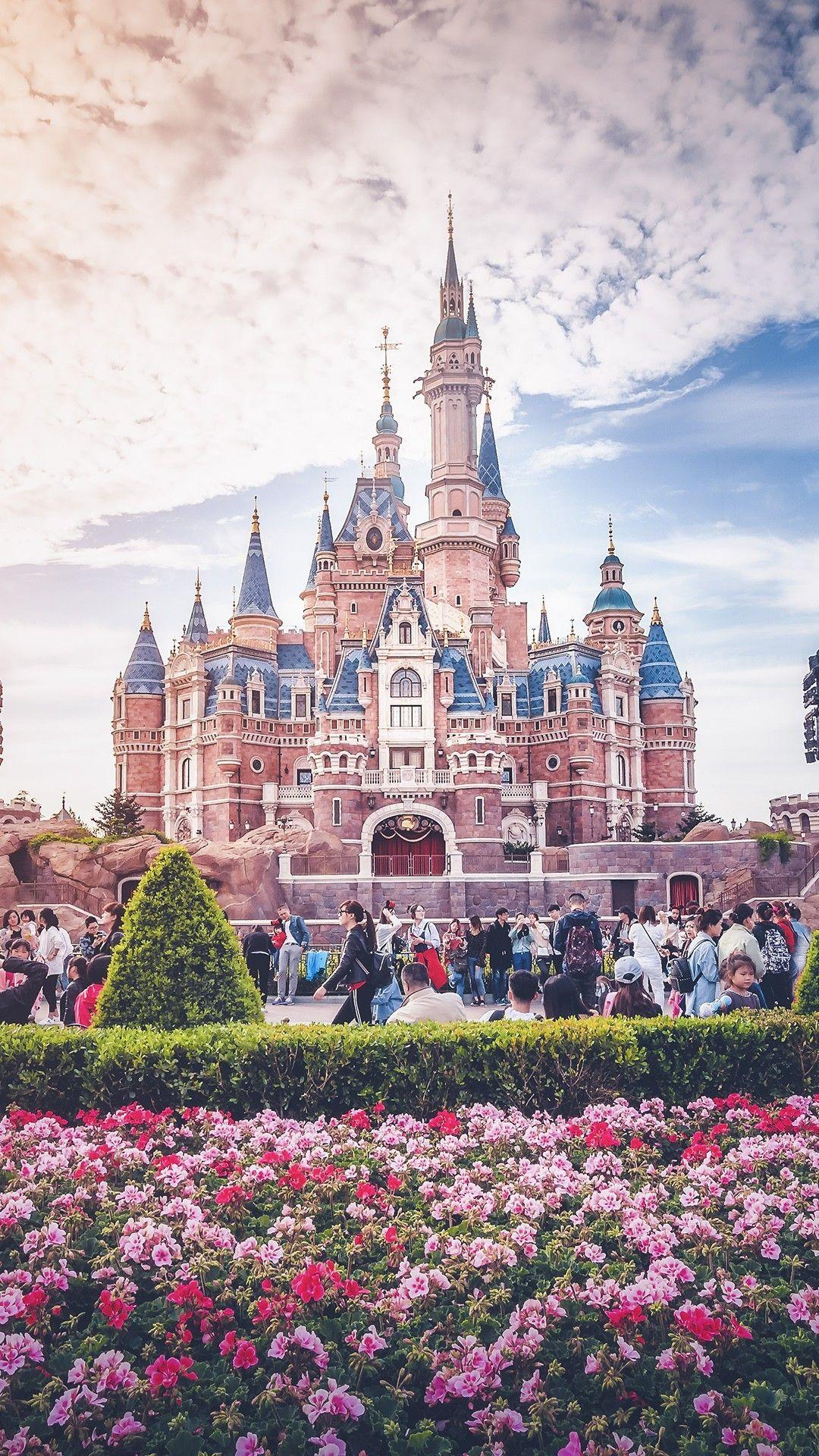 Pin By Harshita Gautam On Wallpapers Disney World Castle Disney World Pictures Disney Background
