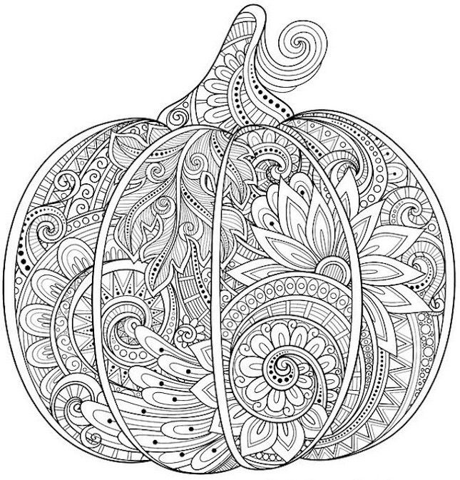 12 Halloween Coloring Page Printables To Keep Kids And Adults Busy Pumpkin Coloring Pages Halloween Coloring Pages Halloween Coloring Pictures