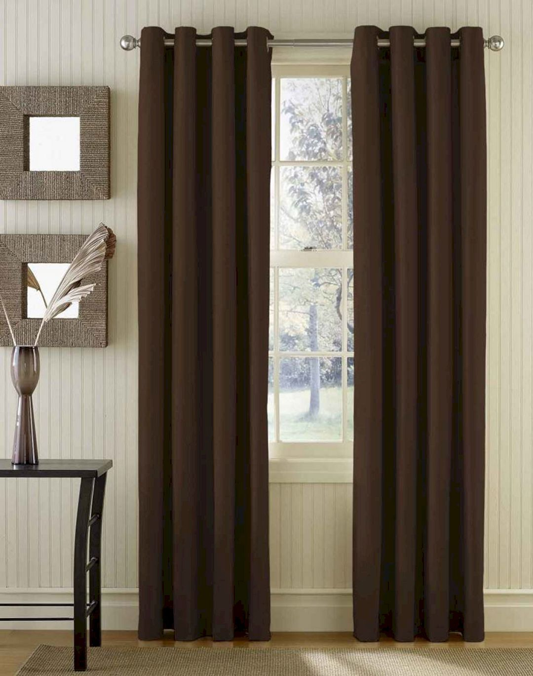 40 Beautiful Modern Curtain Design To Make Scenery Your Living