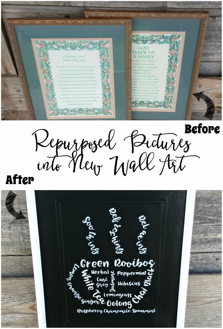 How to change old prints into new wall art repurposed walls and reuse