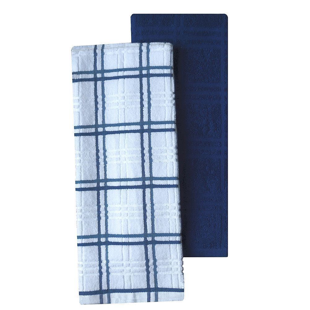Food Network Plaid Kitchen Towel 2 Pack Products Pinterest
