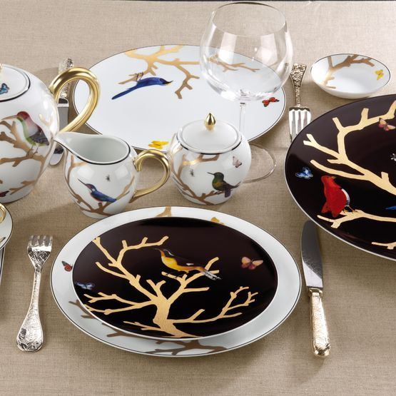 Bernardaud Aux Oiseaux Dinnerware | Limoges | Pinterest ...