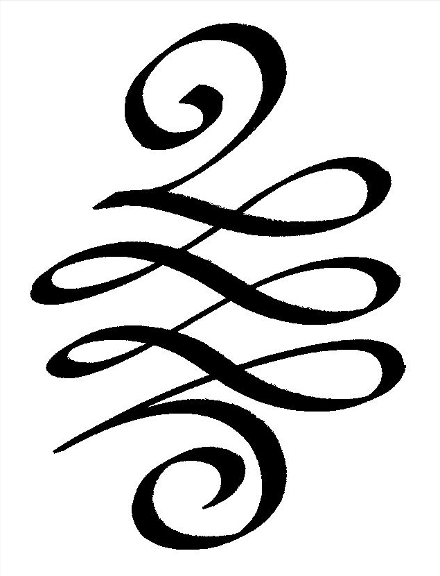 Symbol For Connectedness