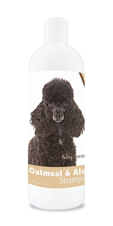 Healthy breeds oatmeal dog shampoo with aloe over 75