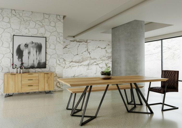 1001 ideas de comedores modernos seg n las ltimas for Comedores modernos de madera 2016