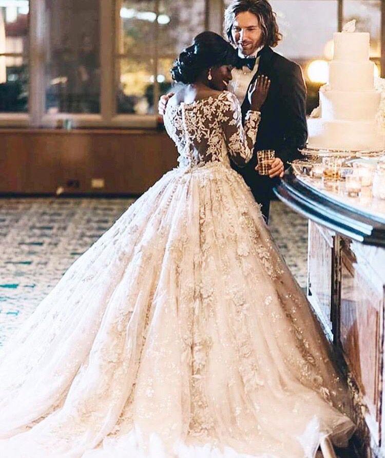 Wedding Dress Goals #nigerian | Fashion | Pinterest | Hochzeitskleider