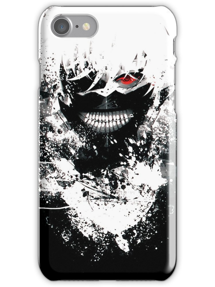 Ghoul 1 Tokyo Iphone 7 Snap Case by bullymaiden