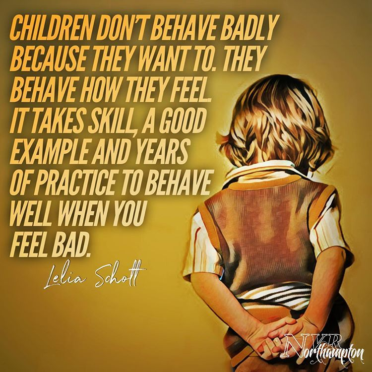 Children Don T Behave Badly Because They Want To They Behave How They Feel It Takes Skill A Goo Parenting Skills Conscious Parenting Parenting Inspiration