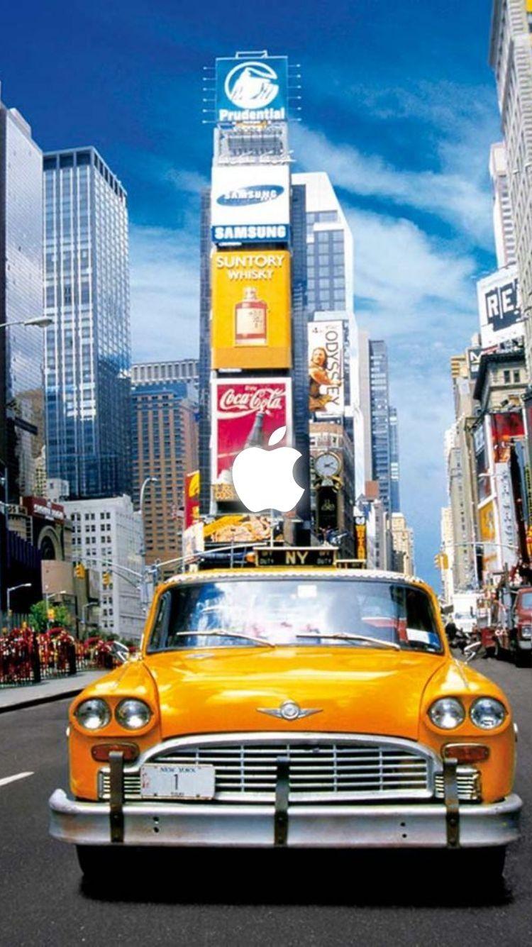 Vintage Iphone Wallpapers Vintagewallpapers Vintage Iphone Wallpapers Iphonewallpapers New York Taxi Cute Love Wallpapers Paris Artwork