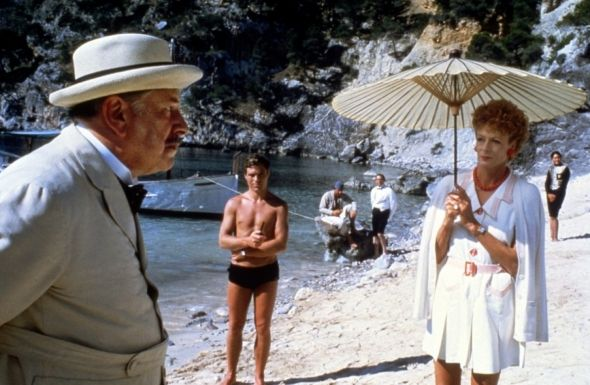 Evil Under The Sun 1982 Review With Images Agatha Christie