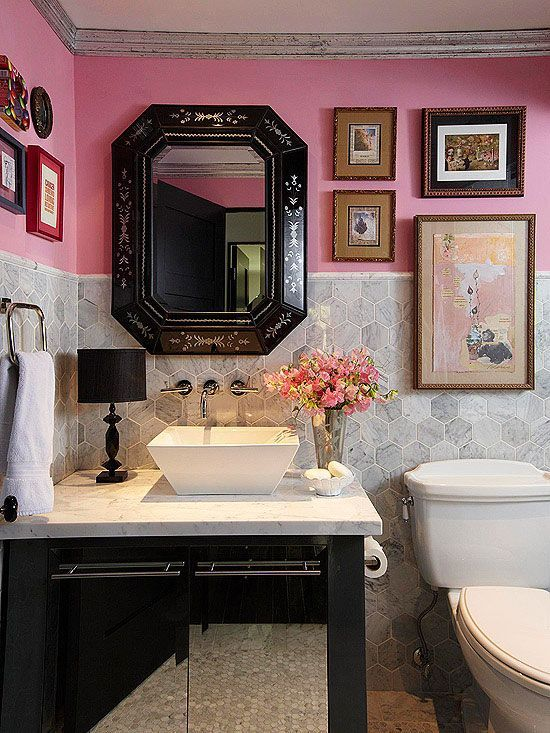 Fresh Bathroom Decorating Ideas: The Most Special Designs