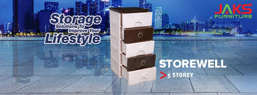Keep all your important documents in one place with #storewell #furniture from #JaksFurniture. Get more details at www.jaksplast.com today!! #importantdocuments