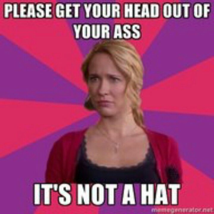 Best Pitch Perfect Quotes Minus The Bad Word But I Had To Repost