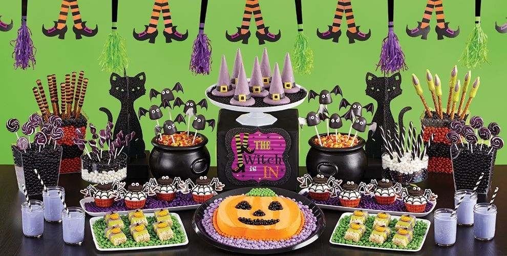 Kid Friendly Party Decorations #4 & Kid Friendly Party Decorations #4   Halloween   Pinterest ...