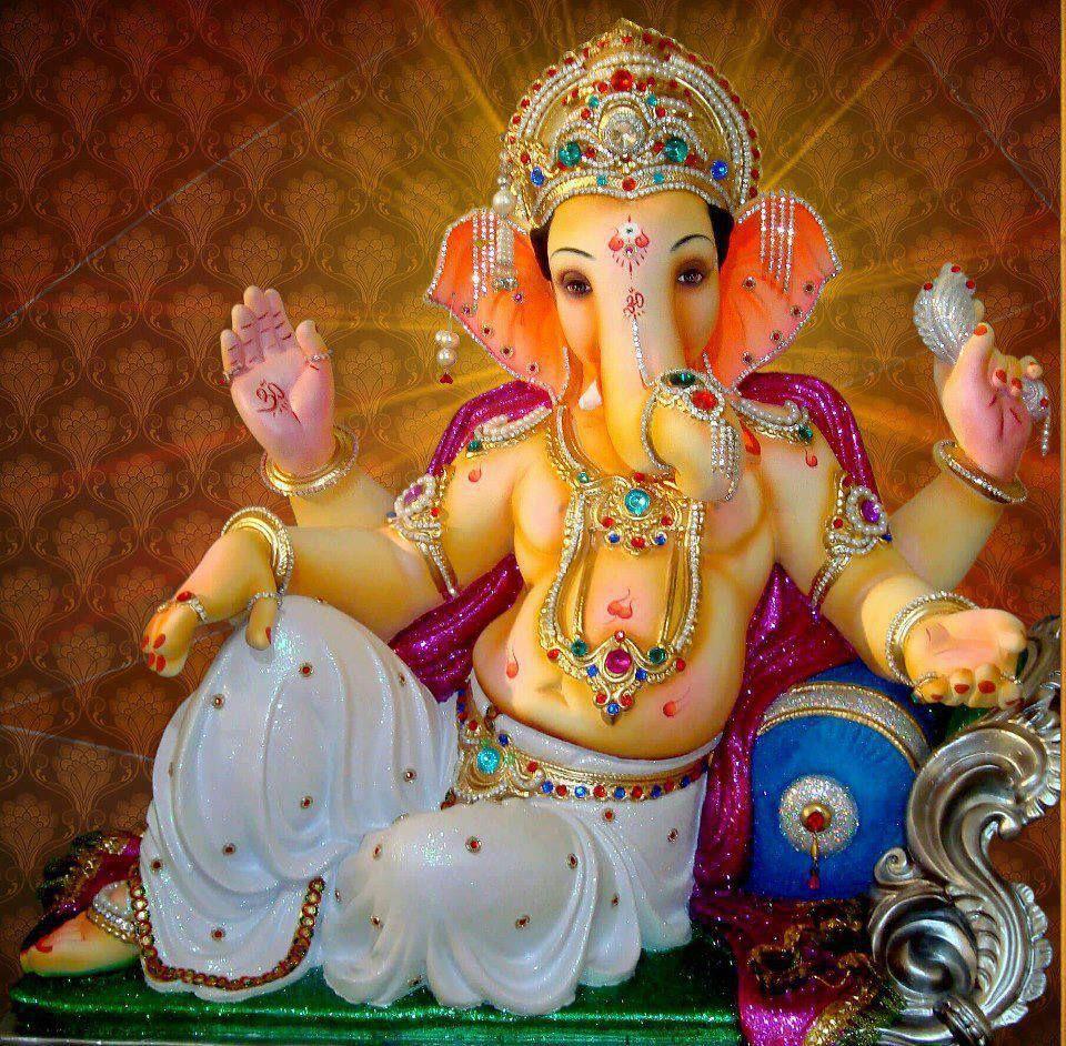 Hd wallpaper ganesh ji - Beautiful Pics Of Ganesha Yahoo India Search Results