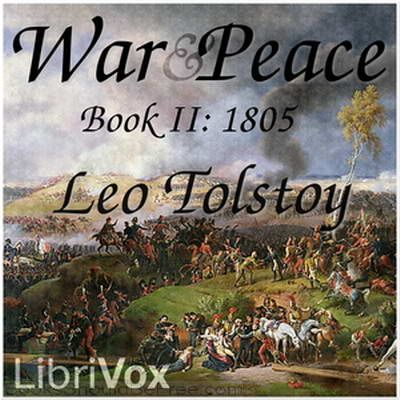 War & Peace, Book 2 (1805).  Audiobook.  Finished 4/17/12.