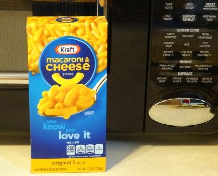 How To Make Kraft Macaroni Cheese In The Microwave Oven This Method Is Much Tastier Than Easy Mac And Easier Making It On Stovetop