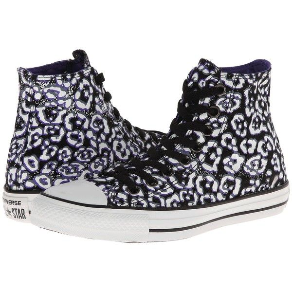 58c4356e39dc Converse Chuck Taylor All Star Animal Print Hi Women s Classic Shoes ( 27)  ❤ liked