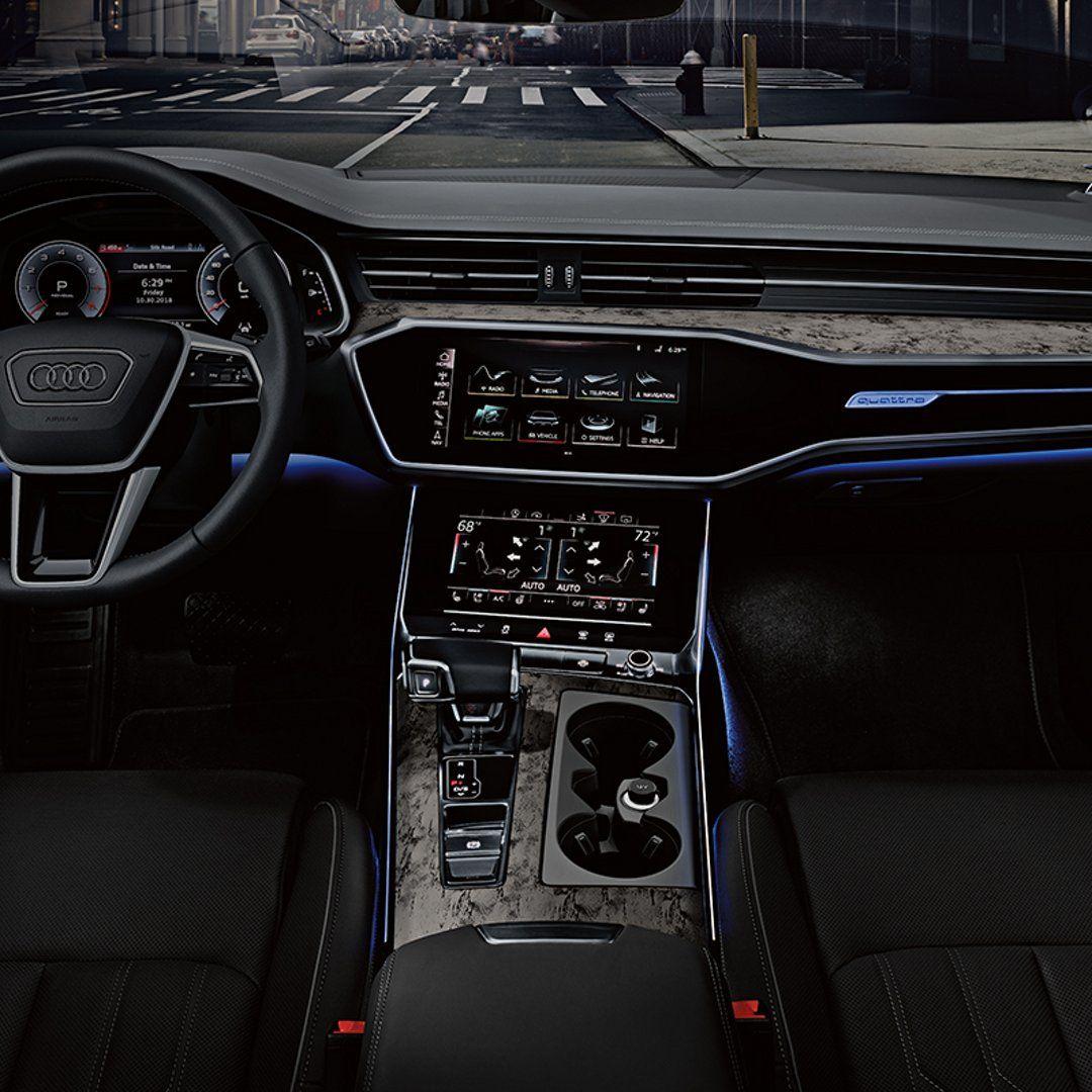 2018 Audi A7 Sedan: Quattro®