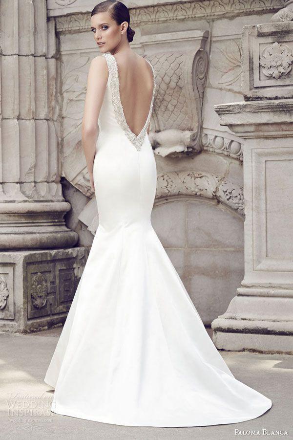 Princess cut mermaid wedding dress | Wedding dress gallery