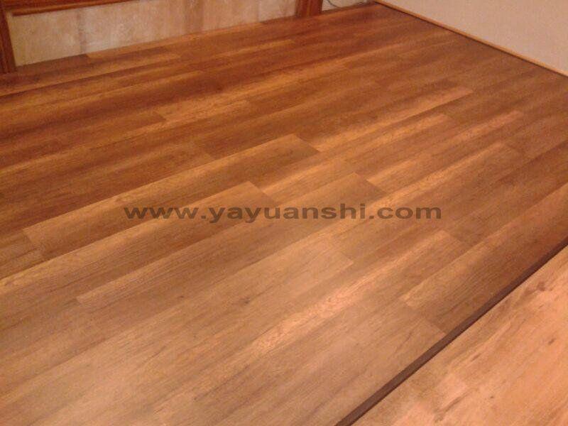Yayuanshi Pvc Floor Pvc Vinyl Flooring Luxury Vinyl Tile Planks Show
