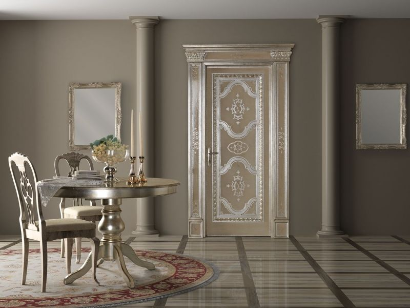 Classic Door Design classic two panelled walnut internal doors pure luxury jb kinds royale bespoke 12m walnut Ponte Vecchio Emozioni Classic Door New Design Porte