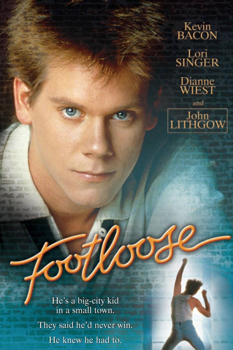 Footloose 1984 Movie Poster Douglas Dirkson Kevin Bacon John Laughlin Movie Poster Artwork Finder Footloose Movie Free Movies Online Dance Movies