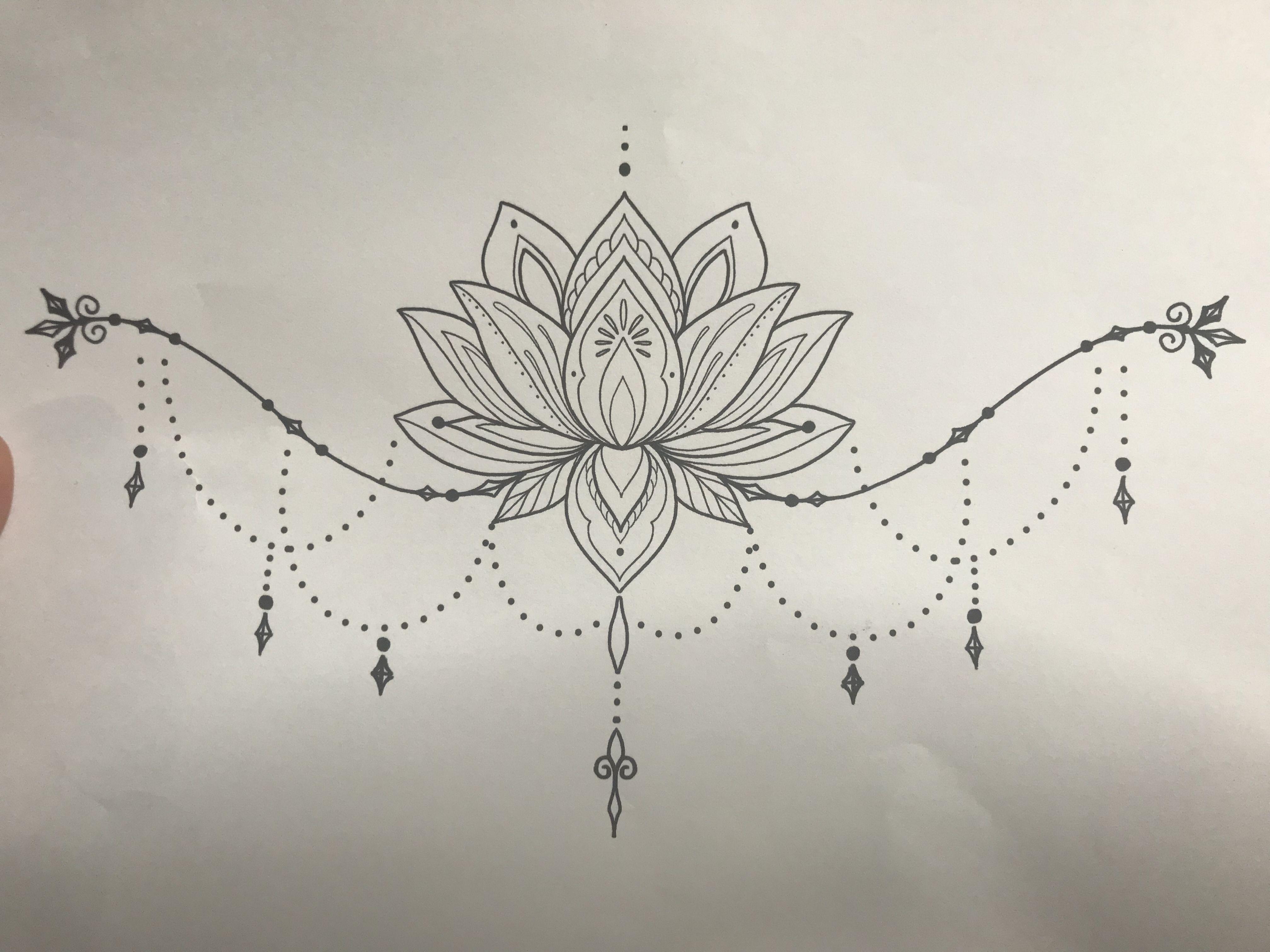11++ Tatouage fleur de lotus cuisse ideas