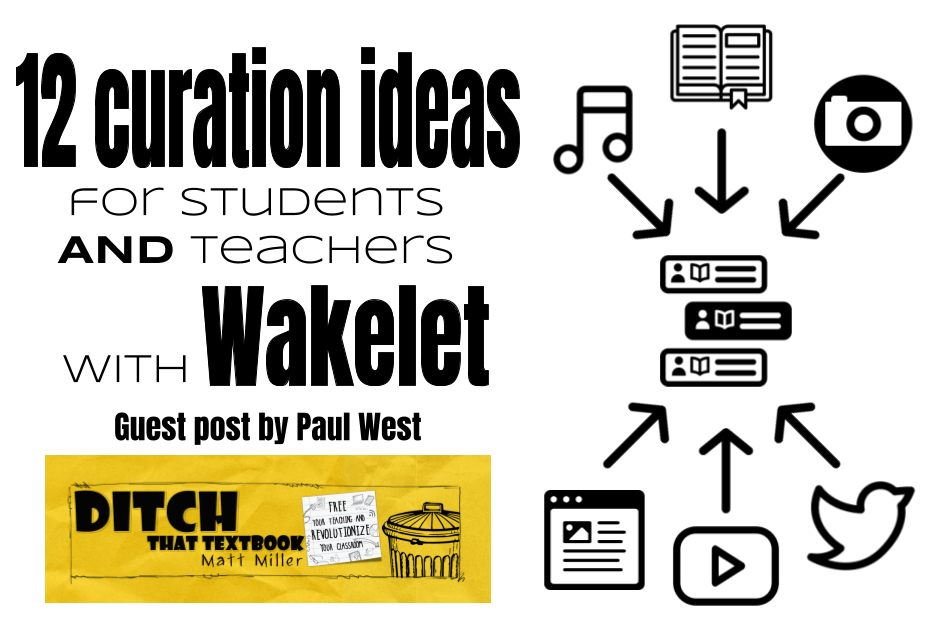 12 curation ideas for students AND teachers with Wakelet is part of Teaching, Techie teacher, Student, Teacher, Instructional strategies, Creative teaching - Information is everywhere and the ability to organize that information in meaningful ways is a powerful skill  How can we teach our students to effectively curate content  And how can we organize the resources available to us as educators  Enter Wakelet!