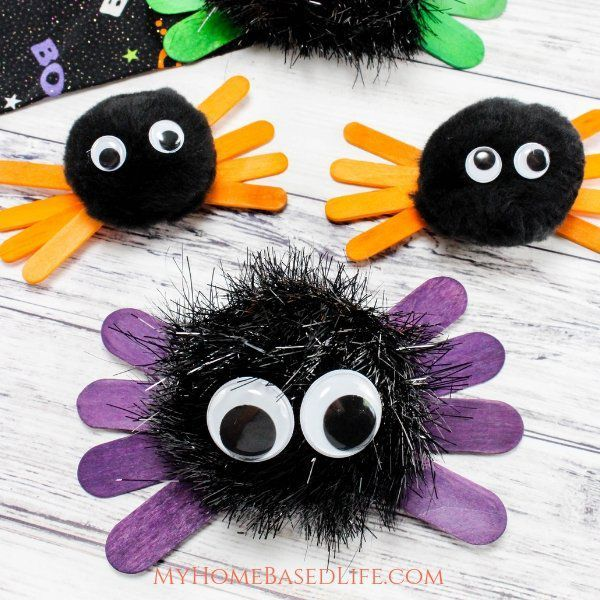 The Best Halloween Crafts for Toddlers to Make This October #halloweencraftsfortoddlers