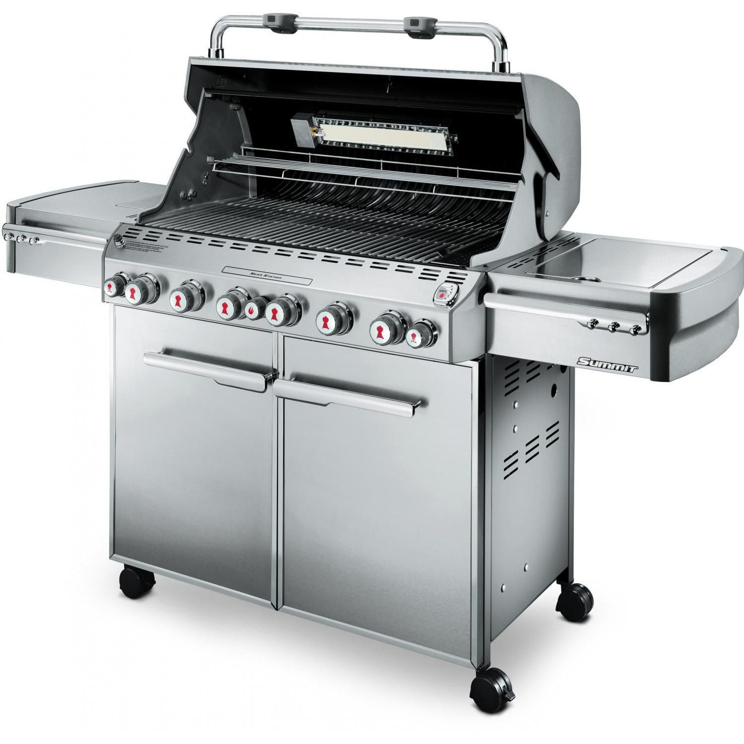 Napoleon Prestige Pro 650 Vs Weber Summit S670 Reviews Ratings Prices Gas Grill Propane Gas Grill Grilling