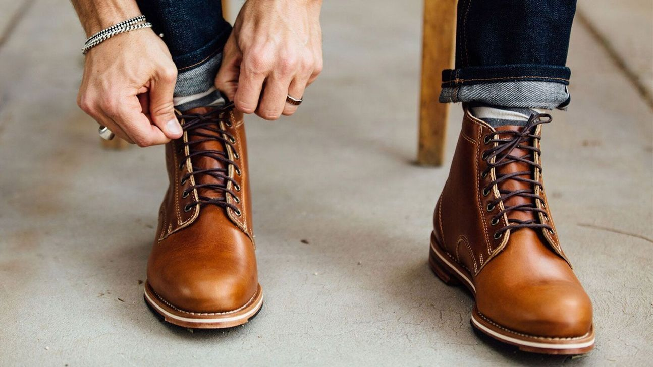 Cool 41 Stunning Outfit Wear Boots Men | Boots, Best boots